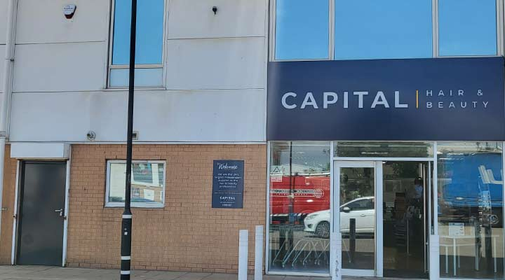 Cardiff (Salon Connection)