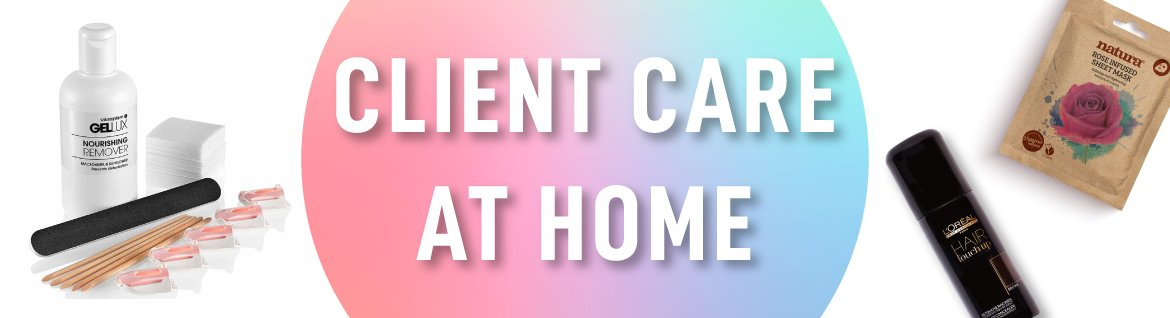 Care for your clients at home
