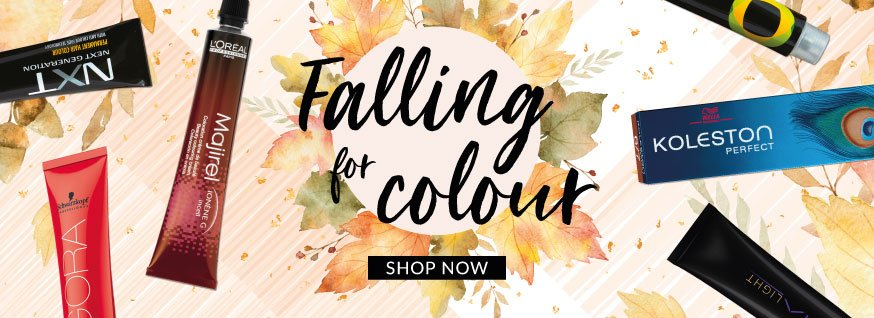 Falling For Colour - Sept/Oct 2018