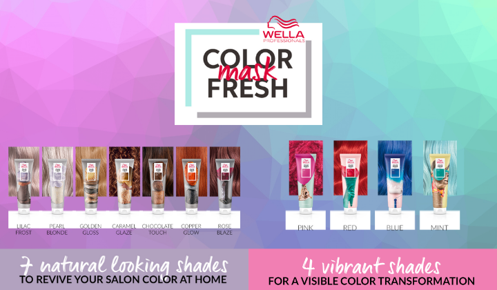 Wella Professionals Color Fresh Mask