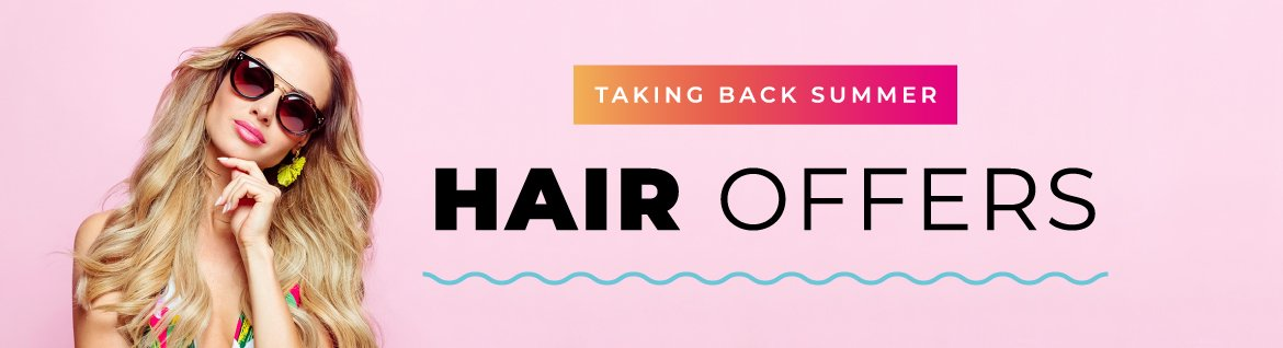 August 2020 - Hair Offers Banner