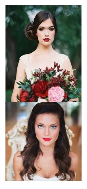 autumn bride duo