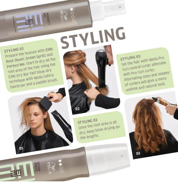 Styling - step by step