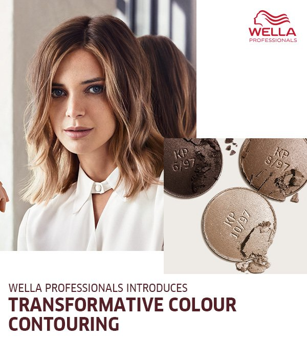 Wella Professionals introduces transformative colour contouring