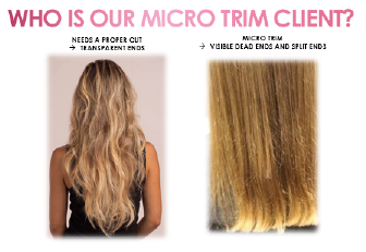 Who is our micro trim client?