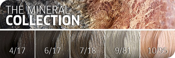 wella mineral collection
