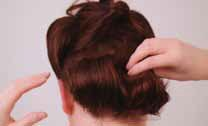 retro hair how to 3