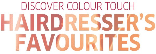 discover colour touch
