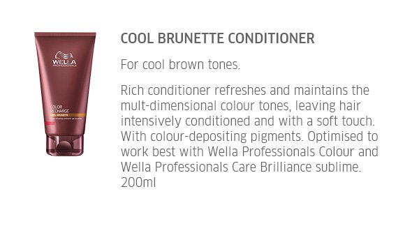Cool Brunette Conditioner - for cool brown tones