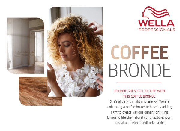 Get The Look - Coffee Bronde