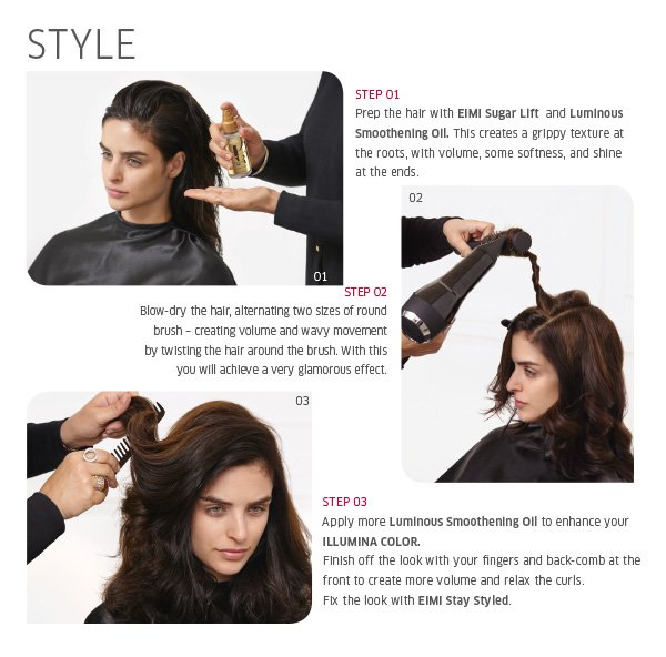 Style - step by step