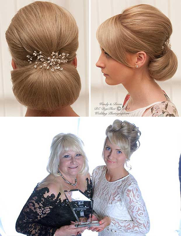 How To Create The Perfect Romantic Chignon This Bridal Season Blog Capital Hair Beauty