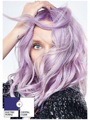 Lavender Hair by L'Oreal