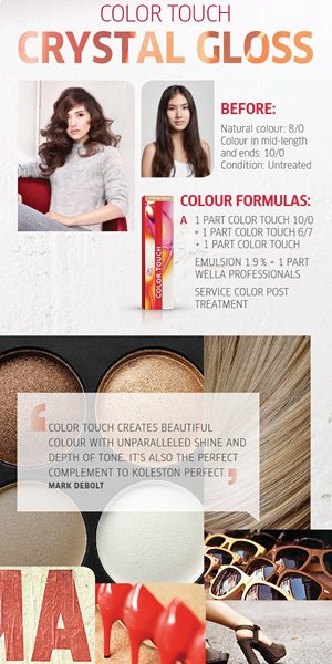 colour touch crystal gloss