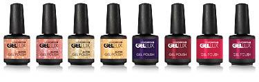 Gellux glitz and glam