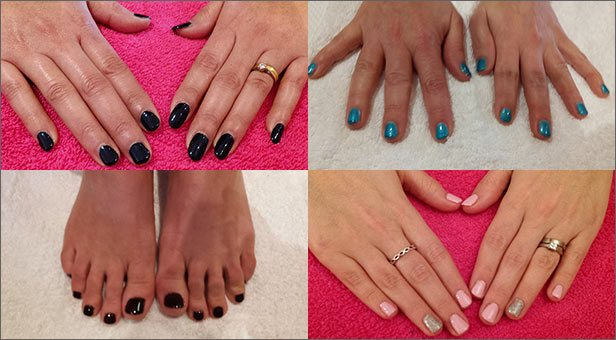 example nails