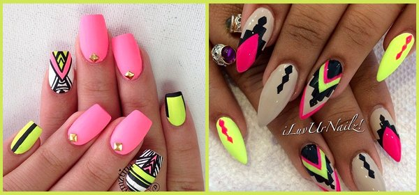 tribal nails collection