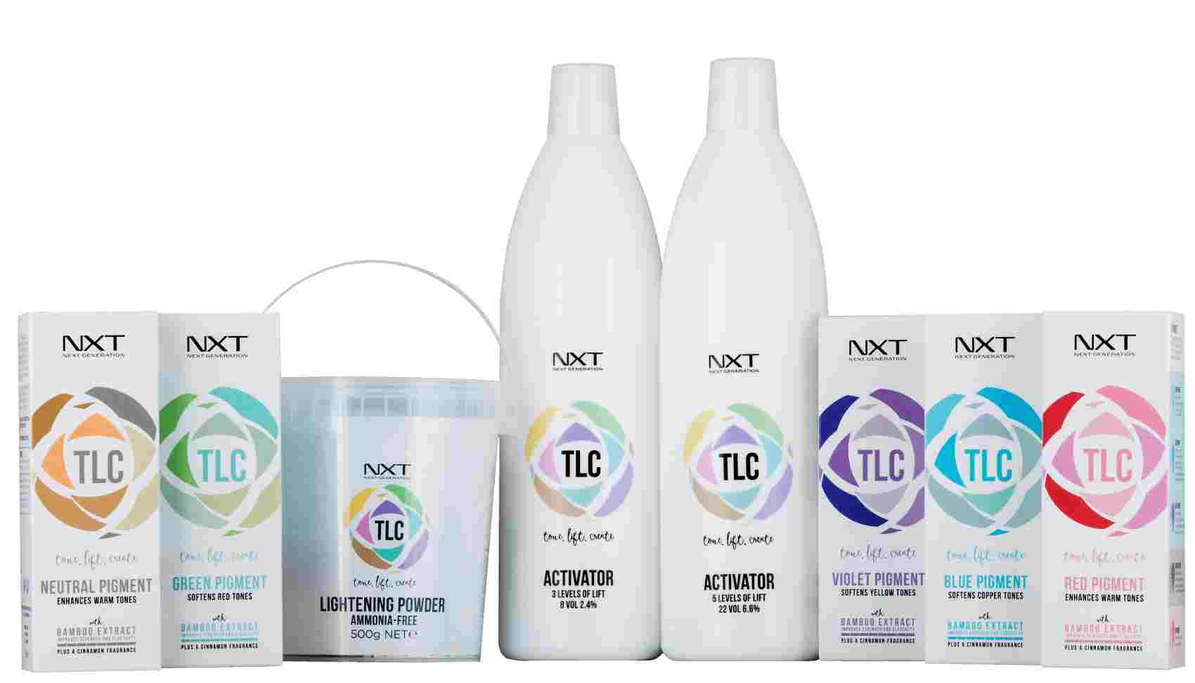 NXT TLC Product Group
