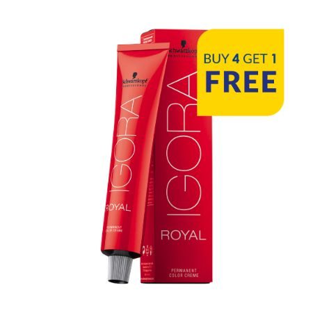 AUG20: Schwarzkopf Igora Royal 60ml