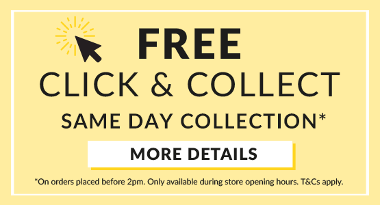 Click & Collect - Page Banner (Yellow) Same Day