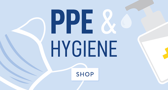 PPE & Hygiene - Static