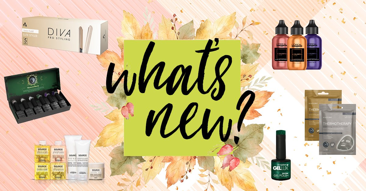 What's New? Sept/Oct 2018 Social Ad