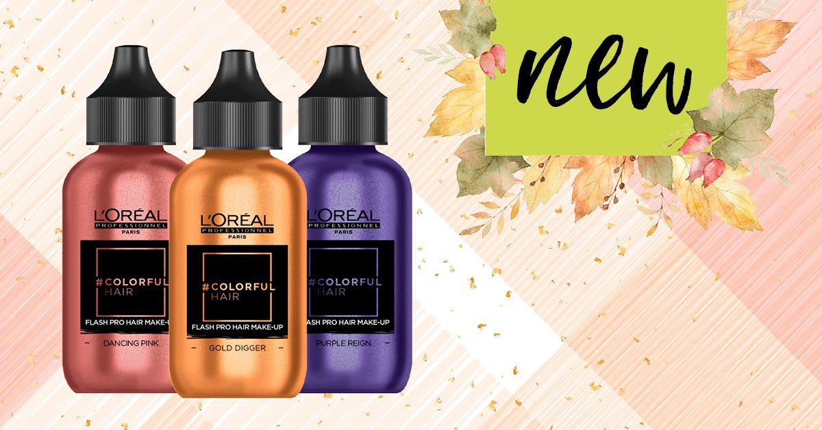 What's New? Sept/Oct 2018 L'Oréal Social Ad