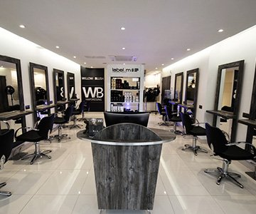 Willow & Blush Salon