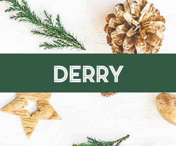 Christmas Opening Hours - Derry
