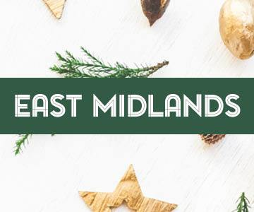 Christmas Opening Hours - East Midlands