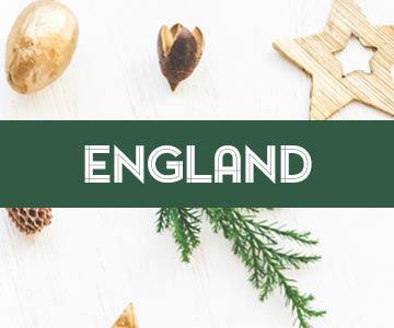 Christmas Opening Hours - England