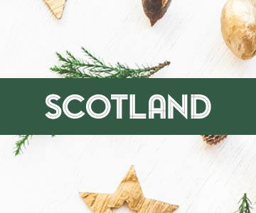 Christmas Opening Hours - Scotland