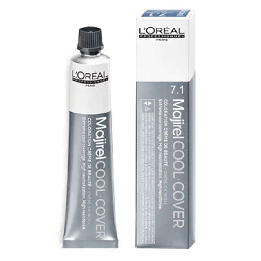 Loral Professionnel Majirel Cool Cover 50ml Permanent Colour Loreal Majirouge Beauty Colouring Cream 50mlalternative Image1