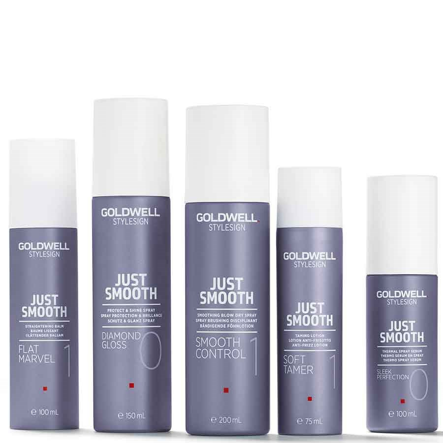 goldwell stylesign just smooth smooth control 200ml smooth shine