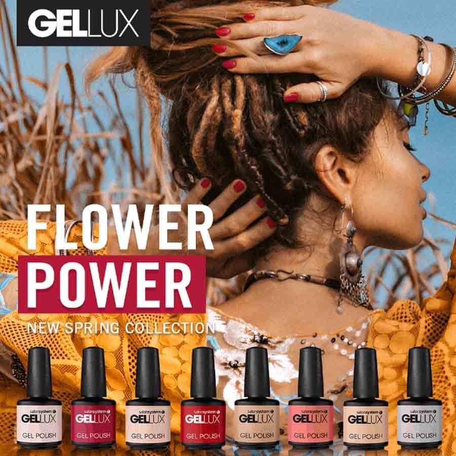 Salon System Gellux 15ml Flower Power Oopsie Daisy Gel Polish Capital Hair Beauty Daisy brown provides examples of: salon system gellux 15ml flower power oopsie daisy