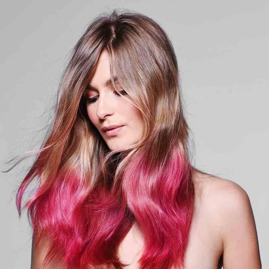 Colorsmash Color Kissed Hairspray 37oz Pink Semi Permanent