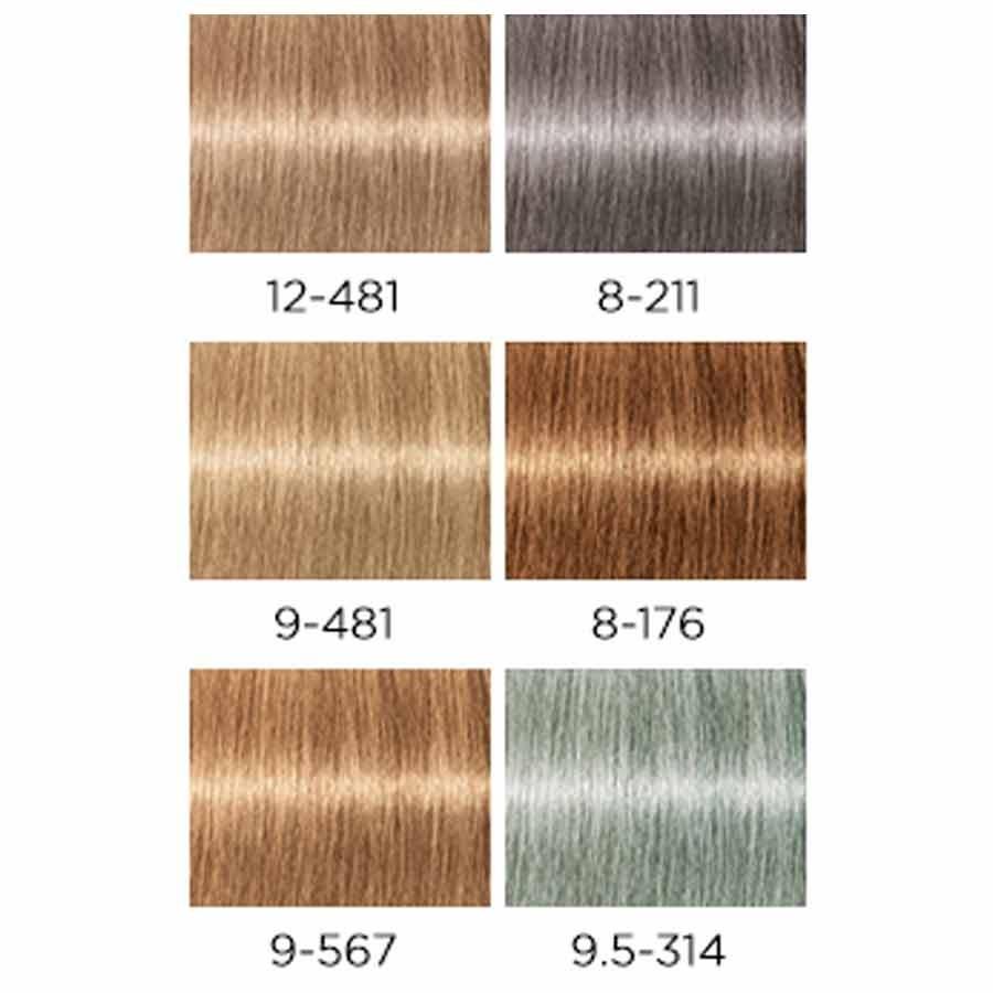 bedc23b212 Schwarzkopf Igora Royal Disheveled Nudes 60ml | Permanent Colour ...