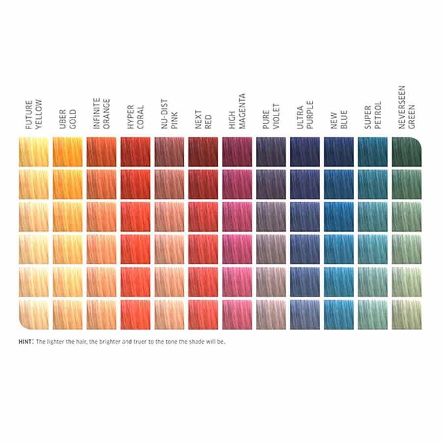 Wella Color Fresh Create 60ml Pure Violet Semi