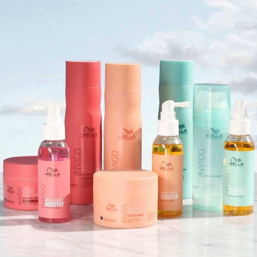 Wella Professionals INVIGO Blonde Recharge Cool Blonde Shampoo  1000mlAlternative Image2 612ddd987be