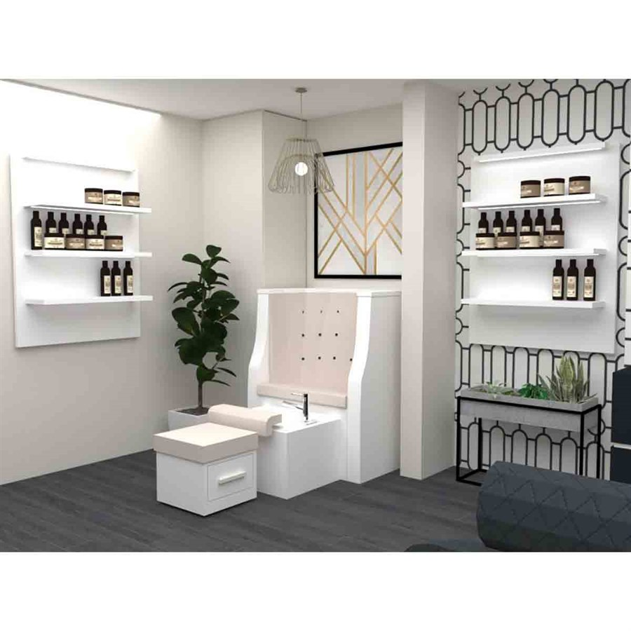 REM Salon Design Service