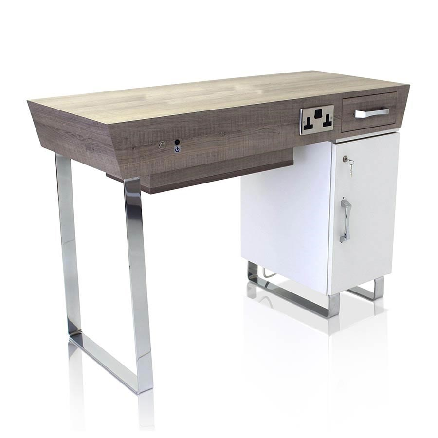 Rem Centenary Nail Station Rustic Oak