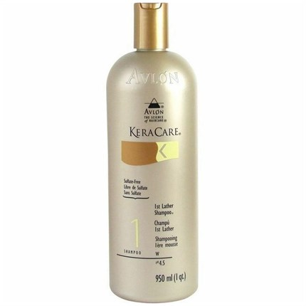 KeraCare 1st Lather Shampoo 950ml