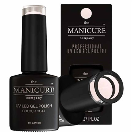 The Manicure Company UV LED Gel Nail Polish 8ml - Crème