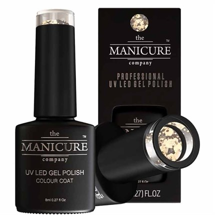The Manicure Company UV LED Gel Nail Polish 8ml - Luxe
