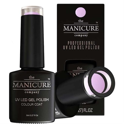 The Manicure Company UV LED Gel Nail Polish 8ml - Pastel Perspective