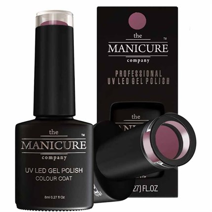 The Manicure Company UV LED Gel Nail Polish 8ml - Winter Rose