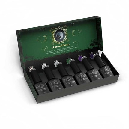 The Manicure Company Nocturnal Beauty Collection - 6 Pack