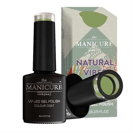 The Manicure Company UV LED Gel Nail Polish 8ml - Fern