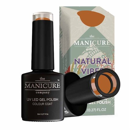 The Manicure Company UV LED Gel Nail Polish 8ml - Acorn