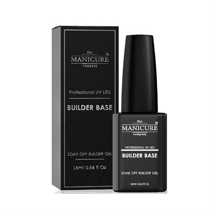The Manicure Company Builder Base 16ml - Clear